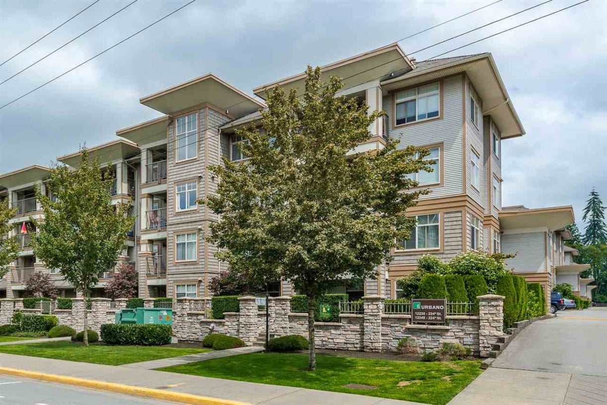 307 12248 224 Street - East Central Apartment/Condo for sale, 2 Bedrooms (R2093284) #1