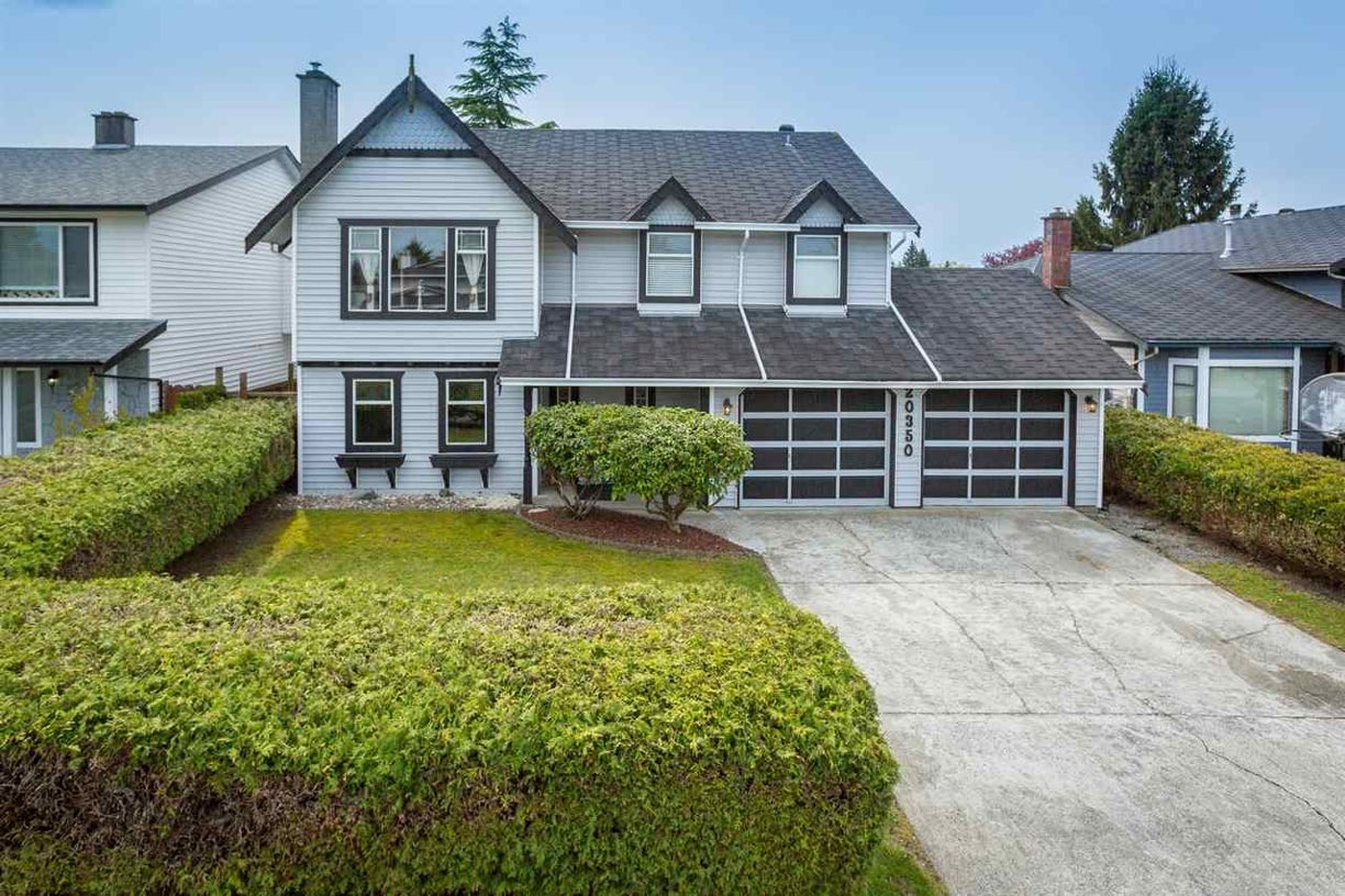 20350 Dale Drive - Southwest Maple Ridge House/Single Family for sale, 4 Bedrooms (R2059489) #1