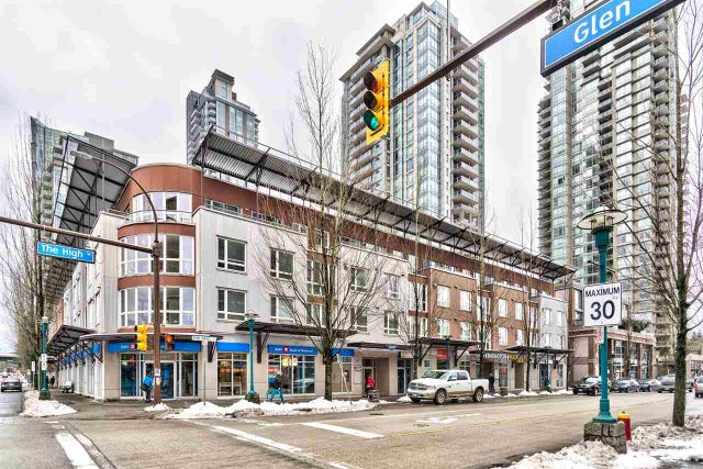 PH1 1163 THE HIGH STREET - North Coquitlam Apartment/Condo for sale, 2 Bedrooms (R2138461) #1
