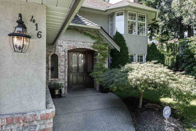 416 SELMAN STREET - Coquitlam West House/Single Family for sale, 4 Bedrooms (R2162537) #2
