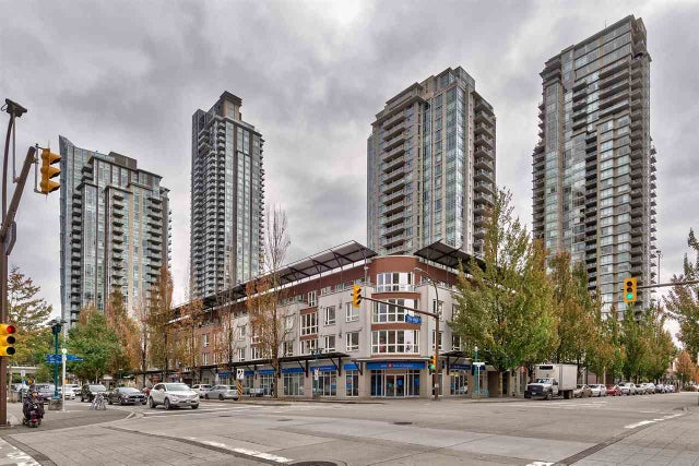 212 1163 THE HIGH STREET - North Coquitlam Apartment/Condo for sale, 2 Bedrooms (R2213038) #1