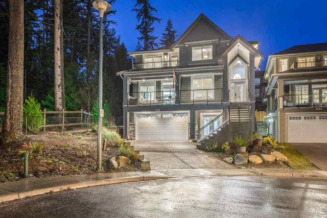 3481 CHANDLER STREET - Burke Mountain House/Single Family for sale, 6 Bedrooms (R2232206) #1