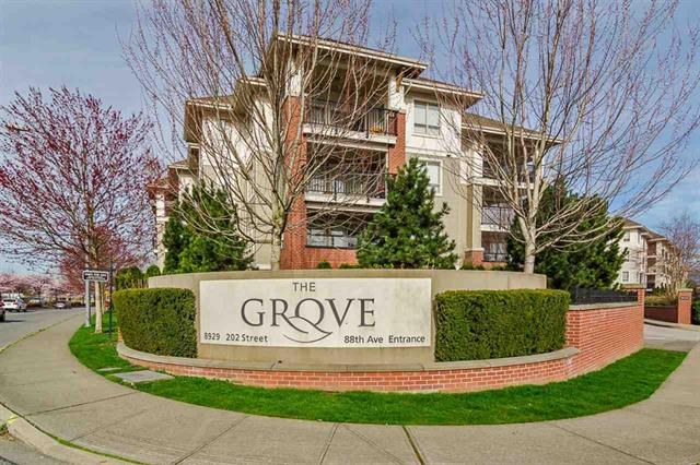 A318 8929 202 STREET - Walnut Grove Apartment/Condo for sale(R2261550) #1