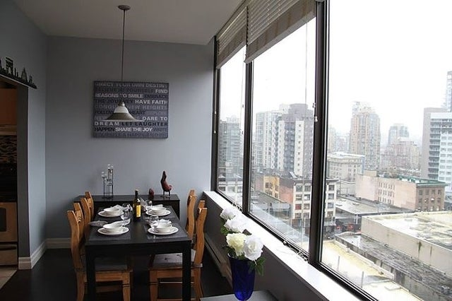811 1010 Howe Street - Downtown VW Apartment/Condo for sale, 1 Bedroom (R2029209) #1
